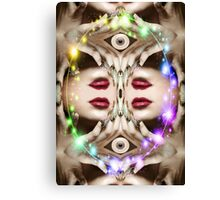Magic Spell Canvas Print