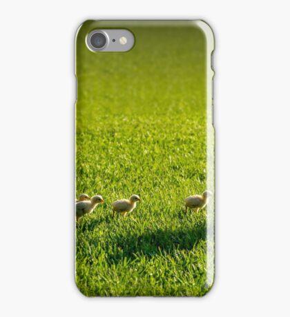 Follow me kids iPhone Case/Skin