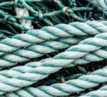 Rope and Net Sticker