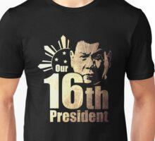 Duterte - President Unisex T-Shirt