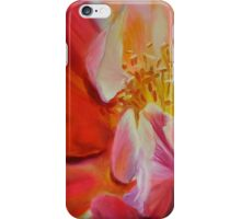 Camellia's Blush iPhone Case/Skin