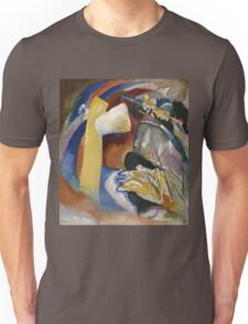 Kandinsky - Study For Painting With White Form Unisex T-Shirt