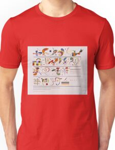 Kandinsky - Succession Unisex T-Shirt
