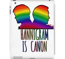 HANNIGRAM IS CANON iPad Case/Skin