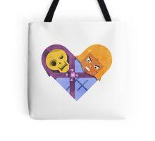 Skeletor & He Man Tote Bag