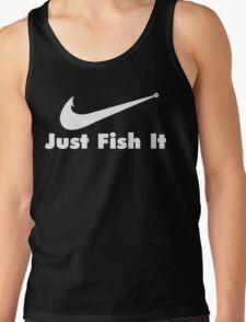 Just Fish It Tank Top