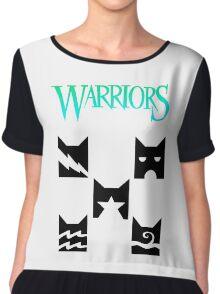 Warrior cats design Chiffon Top