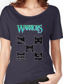 Warrior cats design Women's Relaxed Fit T-Shirt