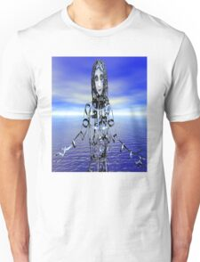Welcome to the future Unisex T-Shirt