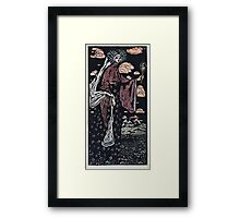 Kandinsky - The Mirror Framed Print