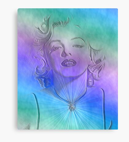 Marilyn Canvas Print