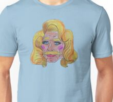 Butch Queen: First Time In A Lacefront Unisex T-Shirt