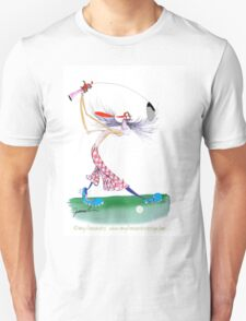 Golf is Great, tony fernandes Unisex T-Shirt