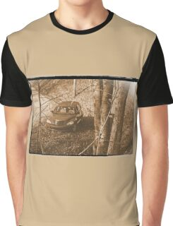 """""""Along Time Warp Road""""... prints and products Graphic T-Shirt"""