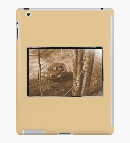 """""""Along Time Warp Road""""... prints and products iPad Case/Skin"""