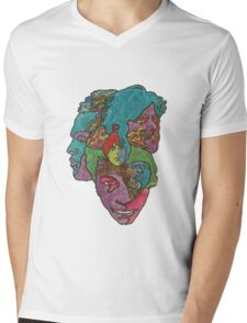 Love - Forever changes Mens V-Neck T-Shirt