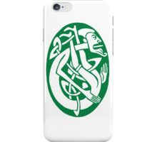 Celtic contortionist iPhone Case/Skin