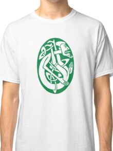 Celtic contortionist Classic T-Shirt