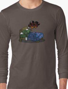 Cthulhu Dream Long Sleeve T-Shirt