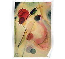 Kandinsky - Untitled   Poster