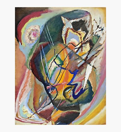 Kandinsky -  Improvisation Photographic Print