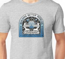 BUILDING BETTER WORLDS (COVENANT) Unisex T-Shirt