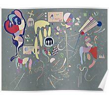 Kandinsky - Various Actions Poster