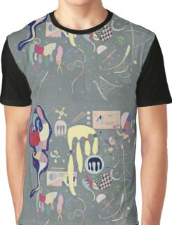 Kandinsky - Various Actions Graphic T-Shirt