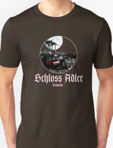 Schloss Adler - Where Eagles Dare Unisex T-Shirt