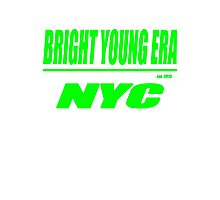 bright young era (jak) Photographic Print