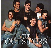 The Outsiders Drama/Teen Film Photographic Print
