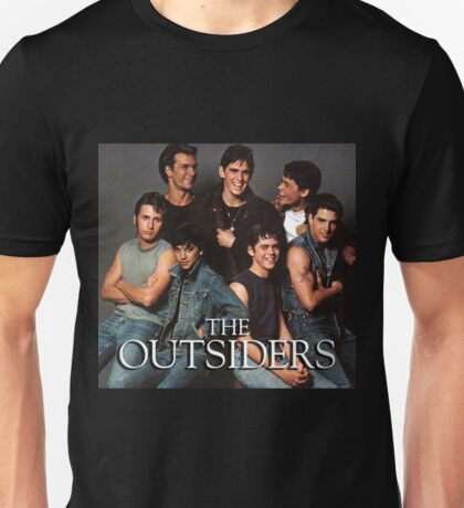 The Outsiders Drama/Teen Film Unisex T-Shirt