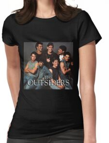 The Outsiders Drama/Teen Film Womens Fitted T-Shirt