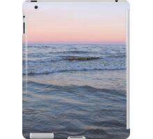 Lake Michigan Sunset iPad Case/Skin