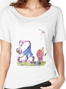 Fore!, tony fernandes Women's Relaxed Fit T-Shirt
