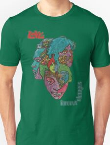 Love - Forever Changes + Logo Unisex T-Shirt