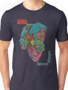 Love - Forever Changes + Logo Unisex T-Shirt