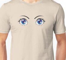 Cute Stylized Eyes female Unisex T-Shirt
