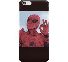 Spider-man On Point iPhone Case/Skin