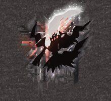 Darkyveltalrai official channel 2nd mascot darkrai no text Unisex T-Shirt