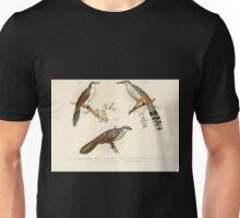 Bilder atlas zur Wissenschaftlich populären Naturgeschichte der Vögel in ihren sämmtlichen Hauptformen Leopold Joseph Fitzinger 1864 029 Unisex T-Shirt