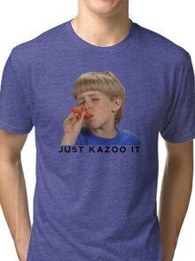 Just Kazoo It!  Tri-blend T-Shirt