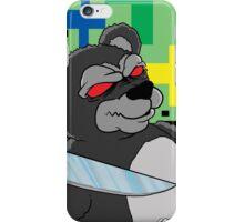 SCARY BEAR iPhone Case/Skin