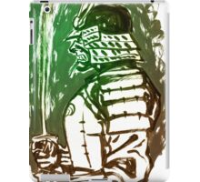 Bushi iPad Case/Skin