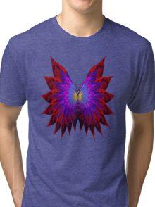 Butterfly Wings Tri-blend T-Shirt