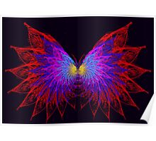 Butterfly Wings Poster
