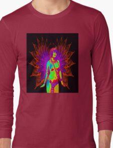 Exotic Angel Long Sleeve T-Shirt