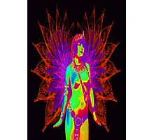 Exotic Angel Photographic Print