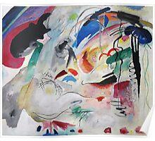 Kandinsky - Improvisation 1913  Poster