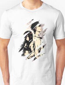 Steins Gate  Okabe And Makise Anime  Unisex T-Shirt